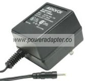 AUDIOVOX CNR505 AC ADAPTER 7VDC 700MA NEW 1 x 2.4 x 9.5mm