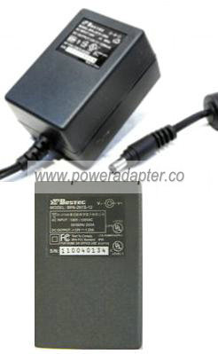 BESTEC BPA-201S-12 AC ADAPTER 12V 1.6A POWER SUPPLY FOR SCANJET