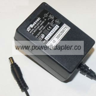 BESTEC BPA-201S-12V AC ADAPTER 12V 1.6A NEW 1.9 x 5.4 x 11.3mm