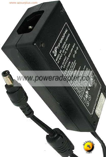 FSP GROUP INC FSP030-1ADF03A AC ADAPTER 12VDC 2.5A POWER SUPPLY