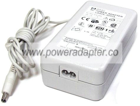 HP DeskJet 845C 880C 882C printer power supply ac adapter cord cable charger