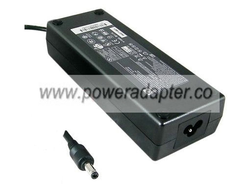 HP PA-1121-12H AC ADAPTER 18.5VDC 6.5A 2.5x5.5mm -( ) Used 100-