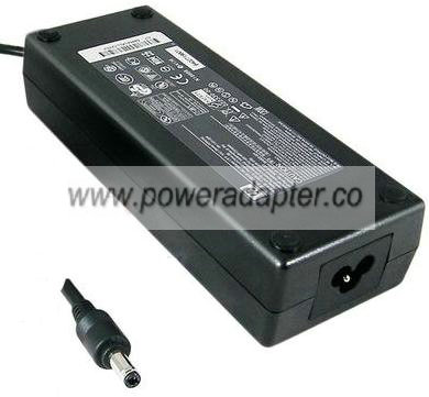 HP PA-1121-12R AC ADAPTER 18.5VDC 6.5A NEW 2.5 x 5.5 x 12mm