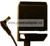 UNIDEN AD-312 AC ADAPTER 9VDC 350mA POWER SUPPLY