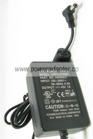 CISCO 34-1977-05 AC ADAPTER 48VDC 0 3A -( ) 2 5x5 5mm 100