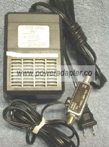 71441 D22-075A AC ADAPTER 22VDC 750mA Plug in Class 2 Transforme