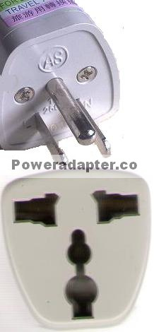 3 prong AC power 250V AC 10A US Universal Travel AC Power Socket