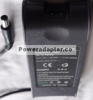 AD-90195D AC ADAPTER PA-12 FAMILY 19.5VDC 3.34A NEW 1x5x7.2x11
