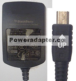 BLACKBERRY PSM04R-050CHW AC ADAPTER 5V DC 700MA POWER SUPPLY