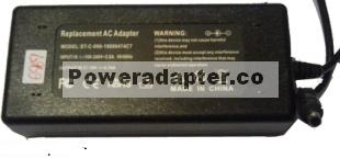 REPLACEMENT ST-C-090-19000474CT AC ADAPTER 19VDC 4.74A -( )NEW