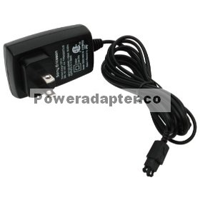 SONY ERICSSON CST-13 AC DC ADAPTER 4.9V 450MA CELLPHONE CHARGER
