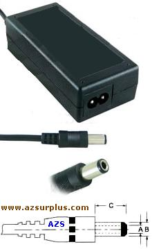 I.T.E. AMDD-30170-230A AC DC ADAPTER 17V 2300mA compatible one