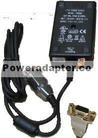 Ault PW160 AC ADAPTER 12vdc 1.2A DB9 9Pin female I.T.E. Power Su