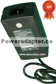 HYPERCOM SNP-K039-H AC Adapter 24Cdc 1A 870003-001 New Power Sup