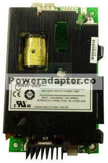 POWER-ONE MPB125-2012 Open Frame Bare PCB 12V 10.5A 12VDC 0.5A P