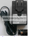 APD WA-15C05R AC ADAPTER 5VDC 3A USED 2.5x5.5mm -(+) 100-240VAC