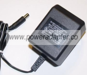 AULT P41090500A300G AC ADAPTER 9V DC 500mA USED 2.4 x 5.4 x 9.8m