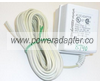 FIL 35-D09-300 AC ADAPTER 9VDC 300mA POWER SUPPLY CUT WIRE +(-)