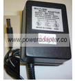 MULTI-WIN MD-6350 AC ADAPTER 6VDC 350mA USED -(+)- 2x5.5x11.6mm