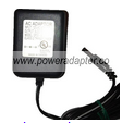 SP35-90300 AC ADAPTER 9V DC 300mA USED -(+)- 2x5.5x12.3mm Round