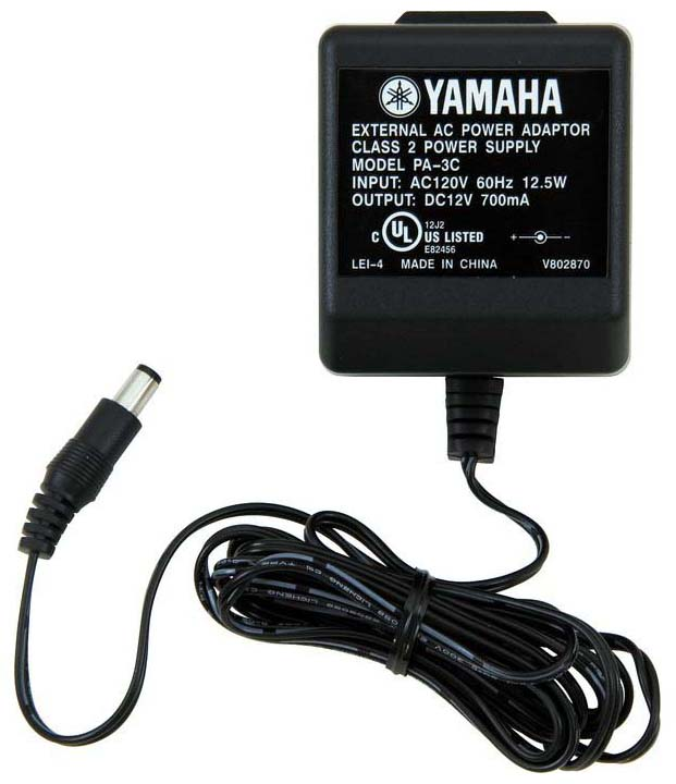 Power Adapter For Yamaha P